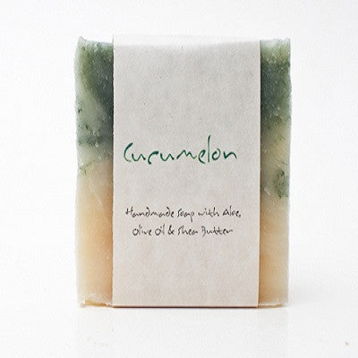 Cucumber Melon Scented Bar Soap
