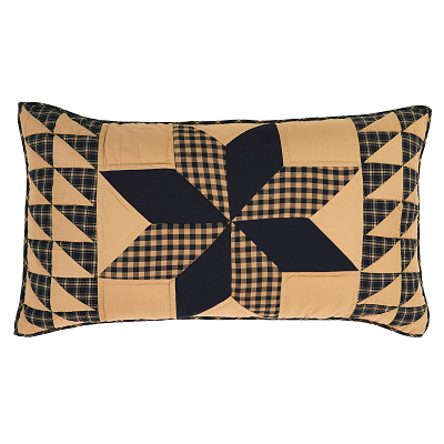 Dakota Star King Pillow Sham