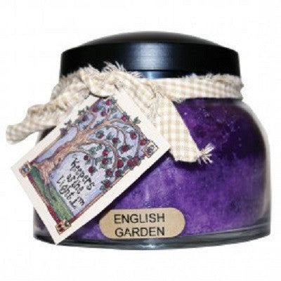 English Garden Mama Jar Candle