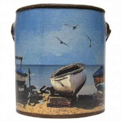 "A Cheerful Giver Island Breeze ""Boats"" Candle"