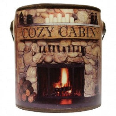 A Cheerful Giver Cozy Cabin 20 Oz Farm Fresh Candle