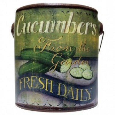 A Cheerful Giver Cucumbers 20 Oz Farm Fresh Candle