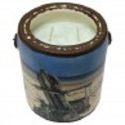 "A Cheerful Giver Just Relax ""Beach Chair"" Candle"