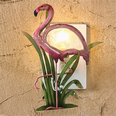 Flamingo Night Light by Park Designs