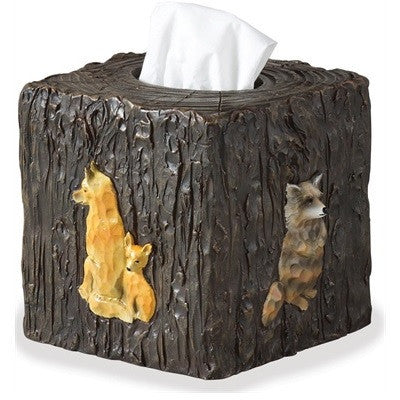 Woodland Creature Tissue Dispenser by Park Designs