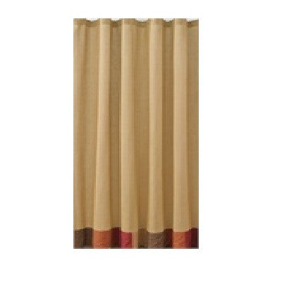 Ginger Spice Shower Curtain