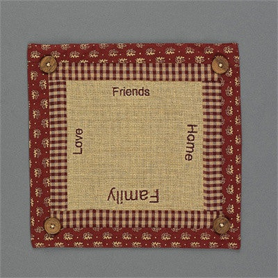 Home Family Love & Friends Accent Mat