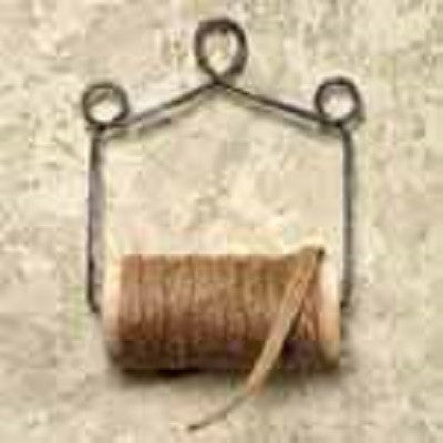 Jute Spool With Holder