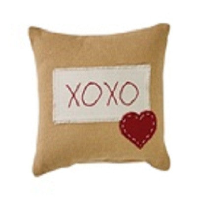 Hugs & Kisses Pillow