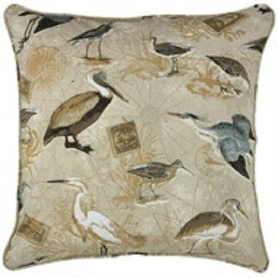 Marshland 20 Inch Pillow Cover