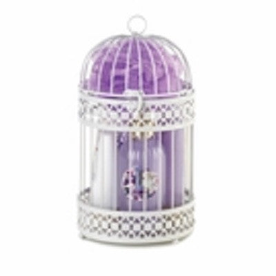 Wisteria Lantern Spa Set