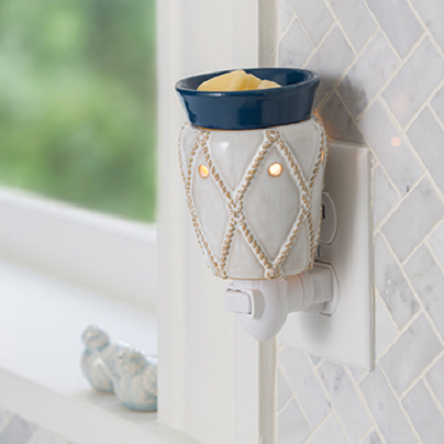 Nautical Pluggable Wax Warmer