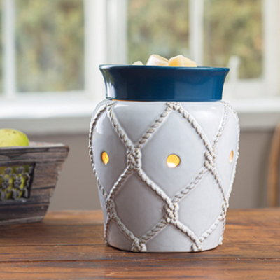 Nautical Wax Warmer