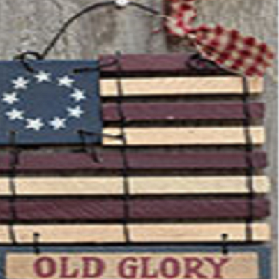 Old Glory Ornament