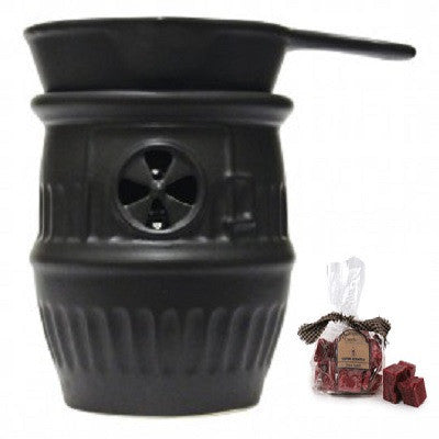 Pot Belly Stove Pan Warmer Gift Bag
