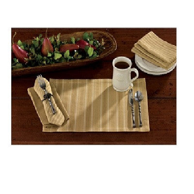 Tayloe Primitive Stripe Placemat