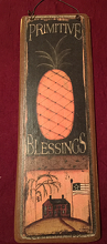 Primitive Blessings Sign