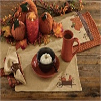 Pumpkin Harvest Placemat