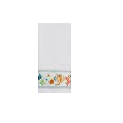 Creative Bath Rainbow Fish Fingertip Towel