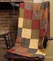 Rebecca's Patchwork Throw