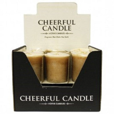 A Cheerful Giver Sand N Surf Scented Votive Candles