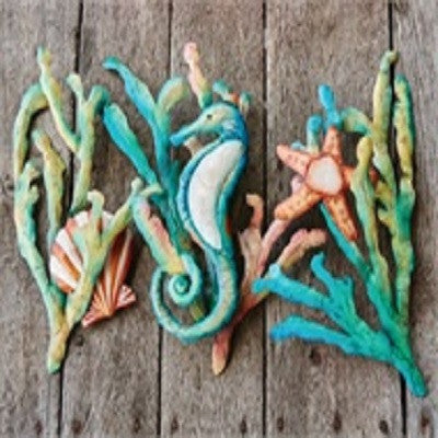 Sea Life Wall Art