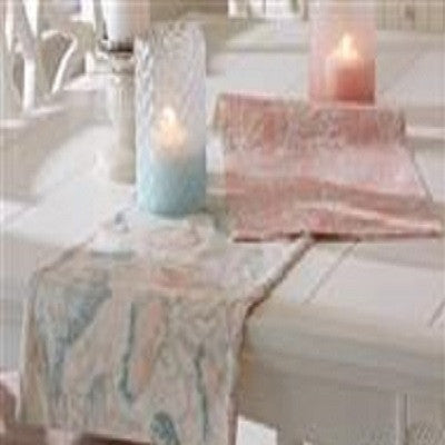 Seychelles Shell Table Runner