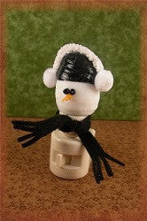 Snow Woman Night Light