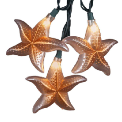 Kurt S. Adler Starfish String Lights
