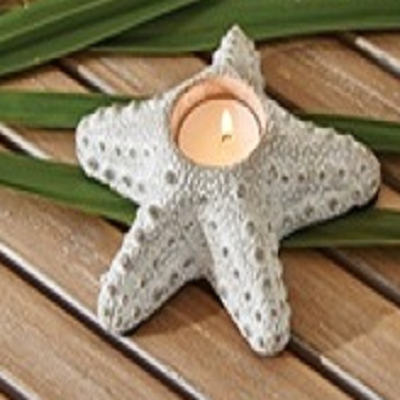 Starfish Tealight Holder