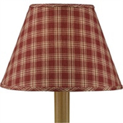 Sturbridge Red 12 Inch Shade