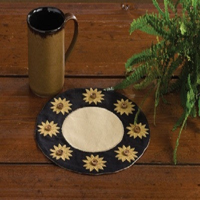 Sunflower Accent Mat