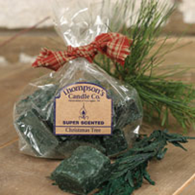 Thompson Christmas Tree Scented Wax Melt Crumbles