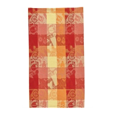 Tropical Jacquard Dish Towel