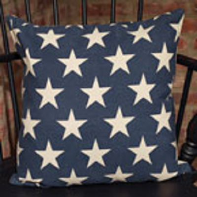 Vintage Star Pillow