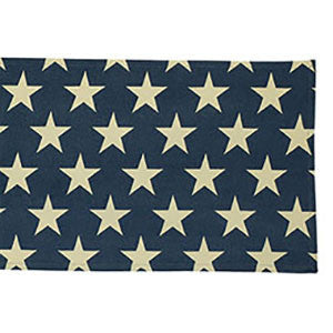 Vintage Star Table Runner