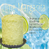 Warm Glow Lime Margarita Scented Candles