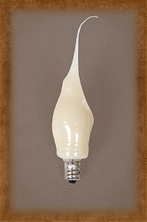 Small Flicker Bulb by Vickie Jeans Creations ~ Warm