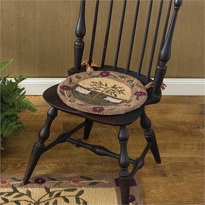 Willow & Sheep Chair Pad