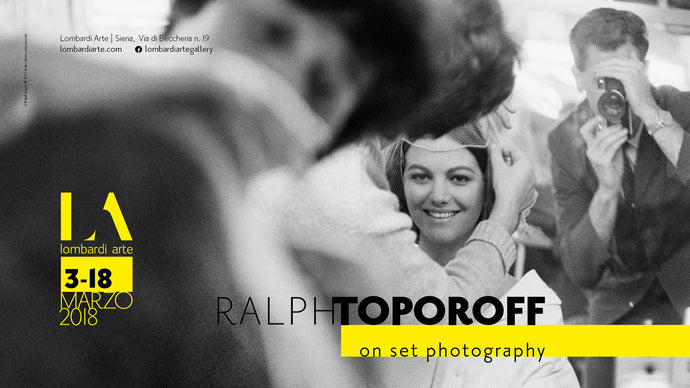 Ralph Toporoff | on set photography
