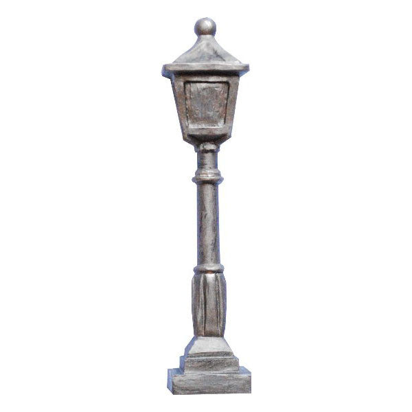 Fairy Door Lamp Post Bronze