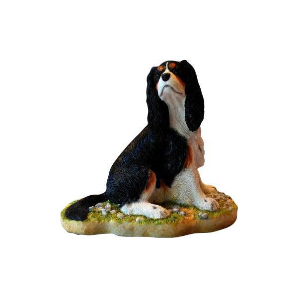 Cavalier Cavalier King Charles Spaniel Tri-coloured ornament