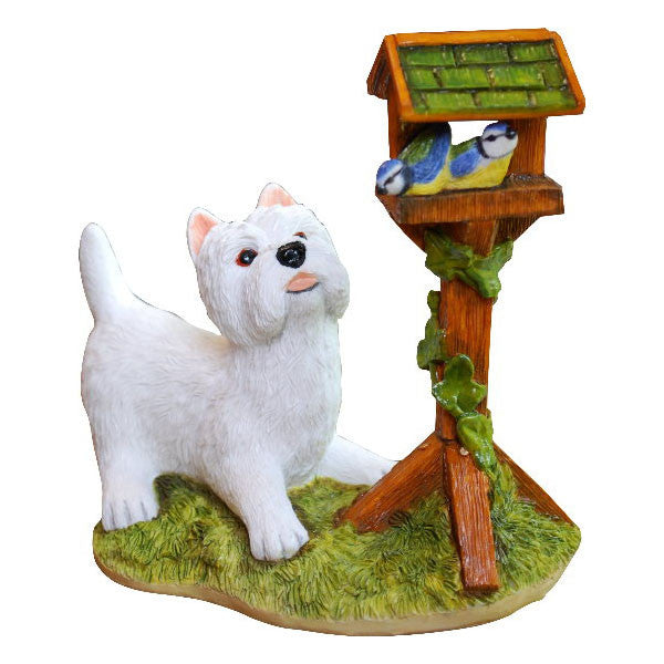 Westie Garden Surprise without base