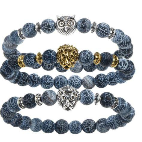 Natural Stone Bracelet - Eazideal Jewelry Galore