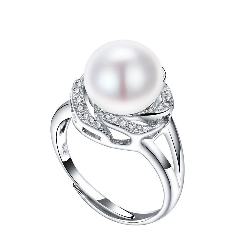 Adjustable Silver Ring - Eazideal Jewelry Galore
