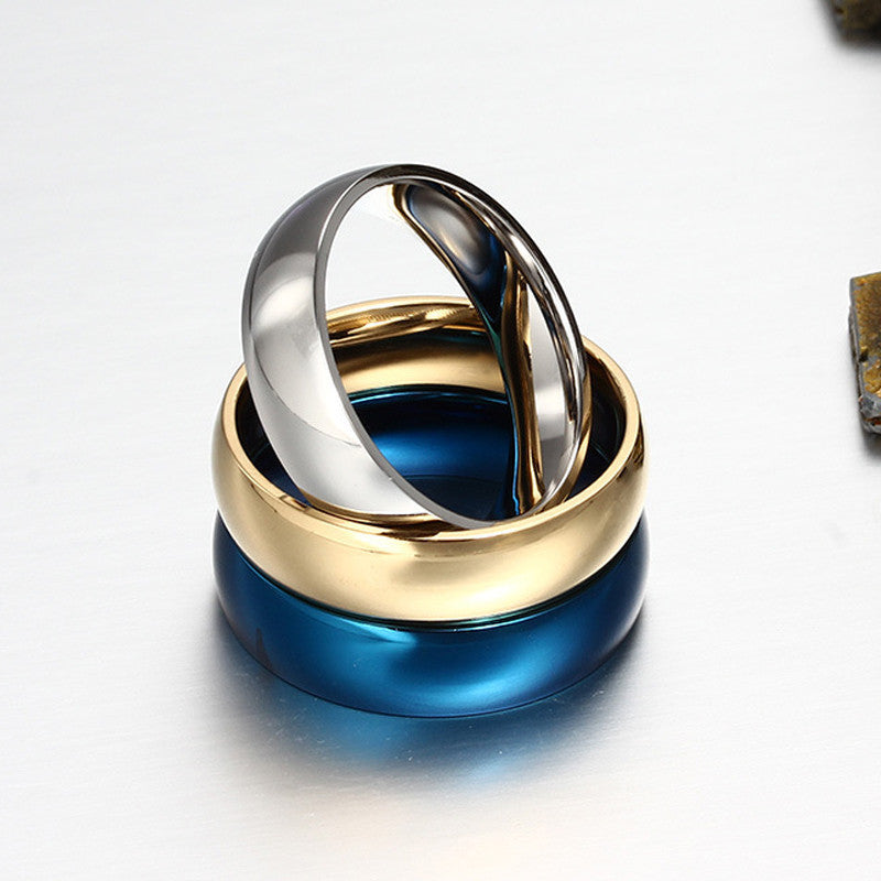 Men's Titanium Ring - Eazideal Jewelry Galore