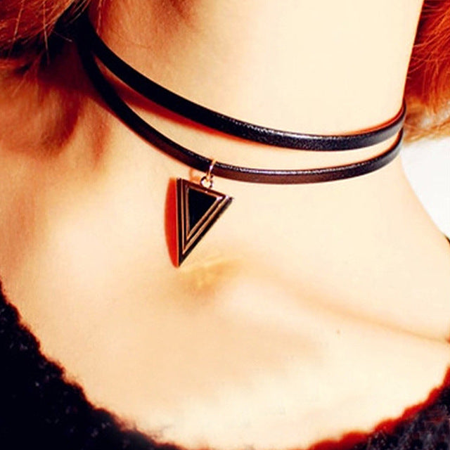 90's Inspired Gothic Choker - Eazideal Jewelry Galore
