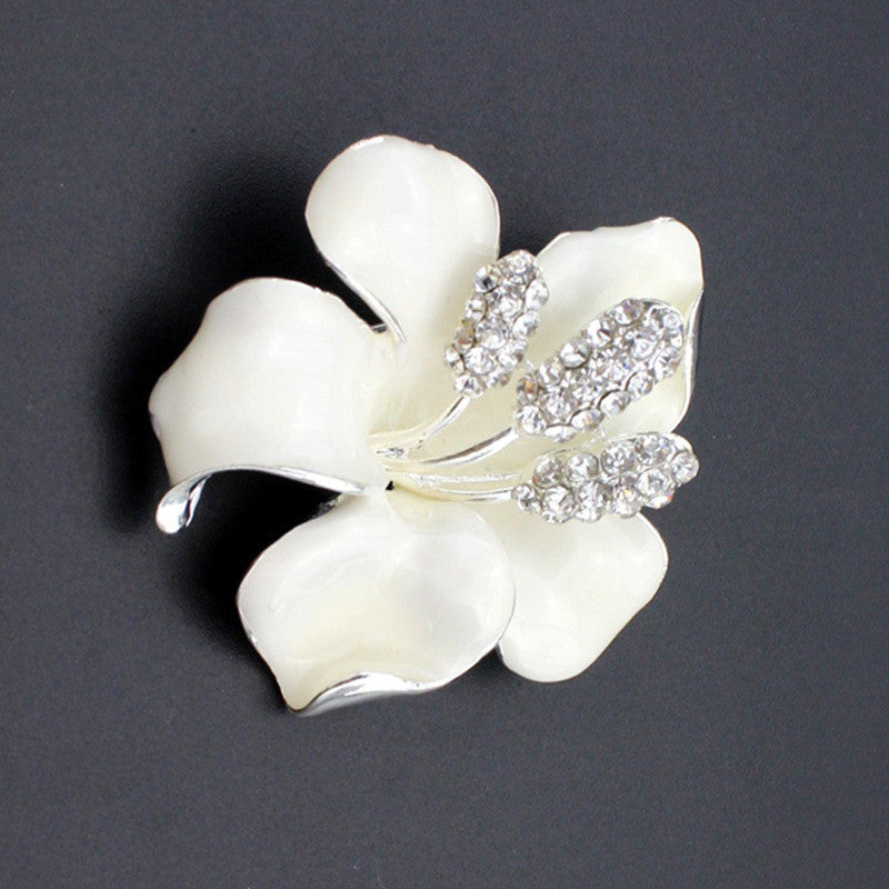 Quality Flower Brooch - Eazideal Jewelry Galore
