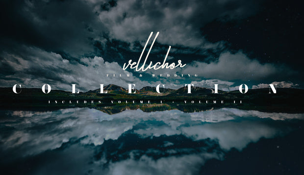 Vellichor Film & Wedding LUTs Vol. I & Vol.II