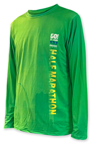 Men's 2018 Half Marathon Event Shirt